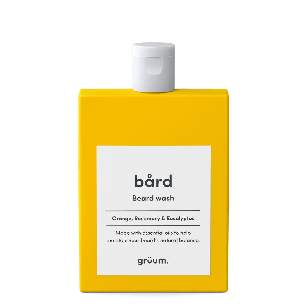 Brd Gentle Beard Wash Care Supplies Grum Gieve Eucalyptus Hair Conditioner
